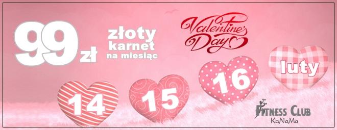 Promocja Walentynkowa