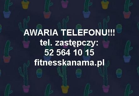 AWARIA TELEFONU